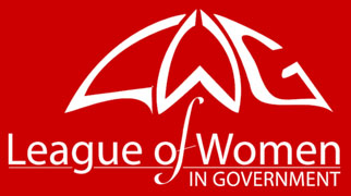 League of Women in Government Logo